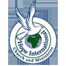 HOPE INTERNATIONAL CHURCH AND MINISTRIES