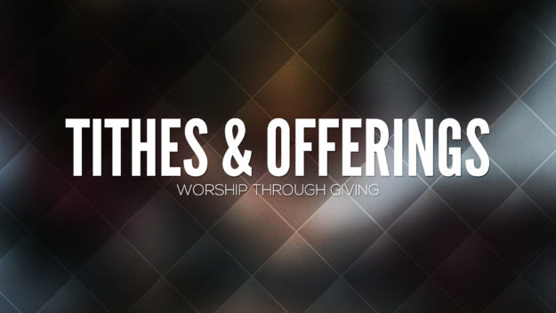 tithes offering hope international church and ministries