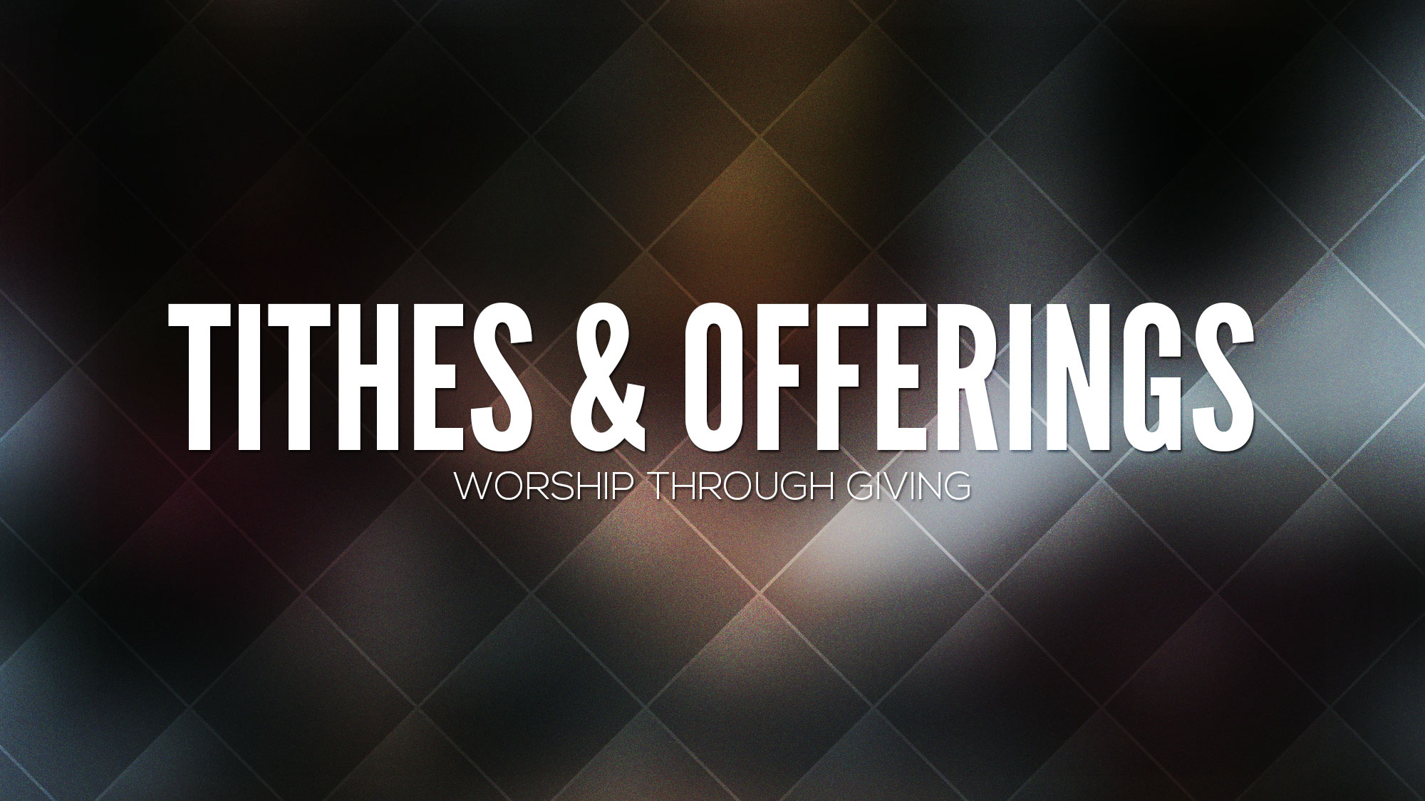 Tithes & Offering – HOPE INTERNATIONAL CHURCH AND MINISTRIES